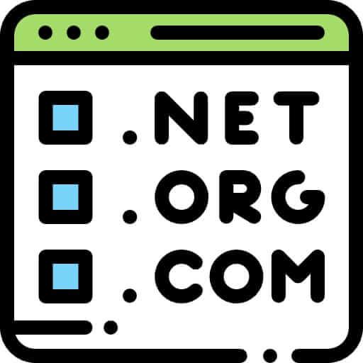 ثبت دامنه برای ساختن سایت وردپرسی