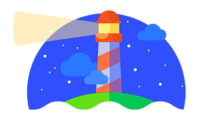 ابزار google lighthouse
