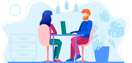 انجام مصاحبه برای گرفتن بک لینک و بک لینک زنی