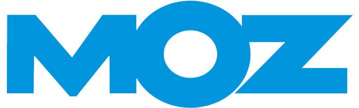 لوگوی MOZ