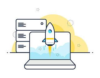 انتخاب هاستینگ برای سرعت سایت